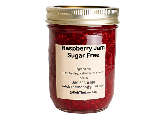 Raspberry SUGARFREE- 250ml