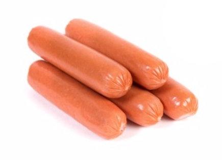 ORGANIC GrassFed ALL Beef Hotdogs- (6Pack)