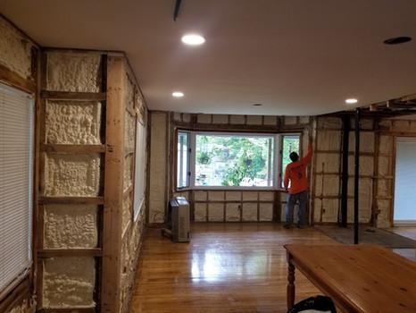LeBlanc living room