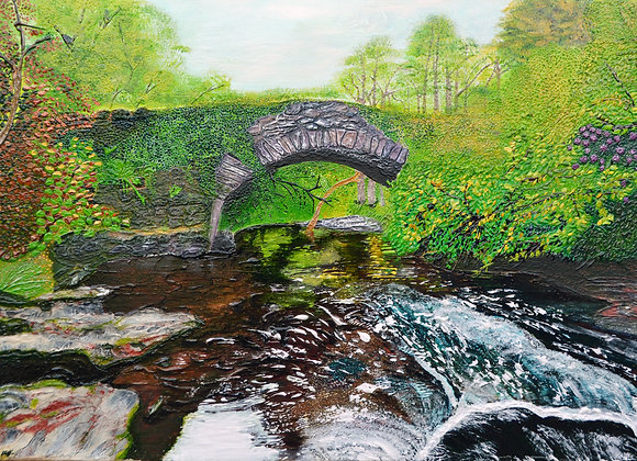 'The Clare Glens'