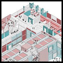 arqutectura final thesis detroit proyecto urbanism landscape