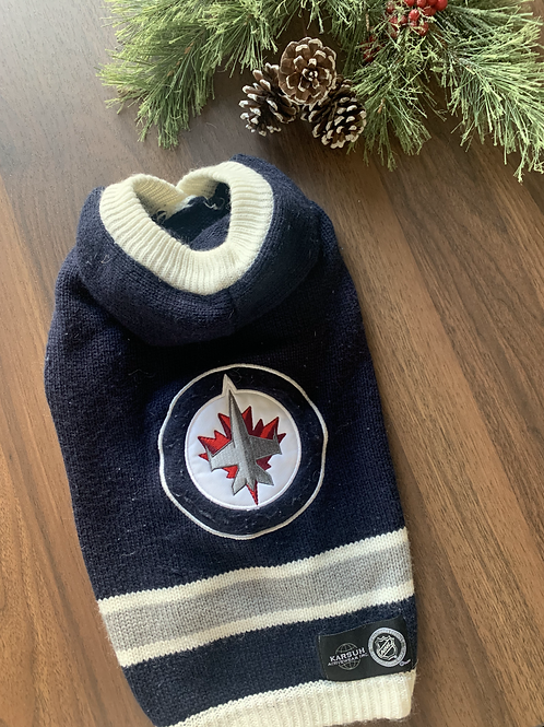 Winnipeg Jets Hoodie - SMALL