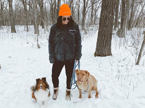 ANTI SOCIAL DOG CLUB - Denim Jacket