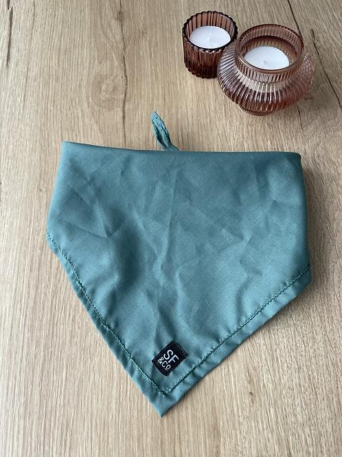 Green sf and co bandana - medium
