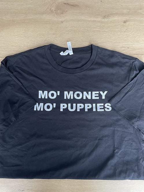 Mo' Money Mo' Puppies Tee