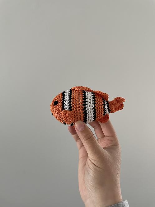 Crochet Clown Fish