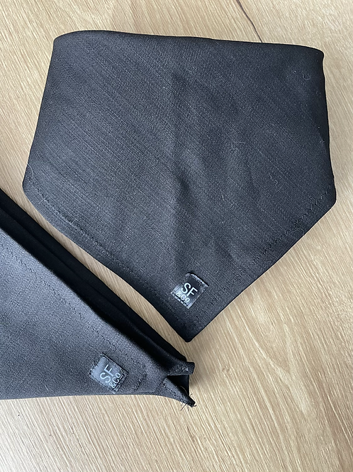 Black sf and co bandana
