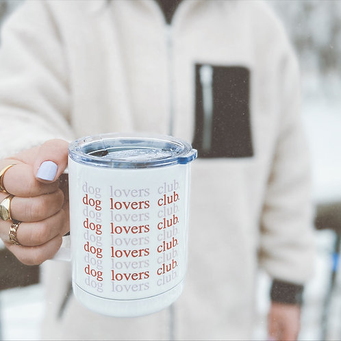 Dog Lovers Club Insulated Mug