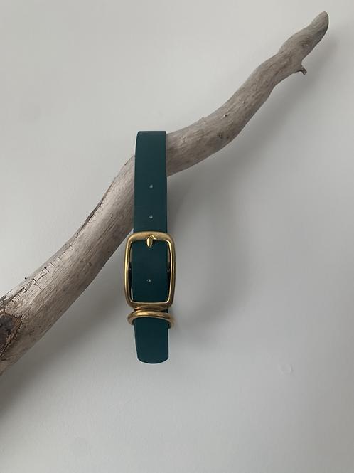 Forrest + Brass Prairie Dog Collar Co Collar - LARGE