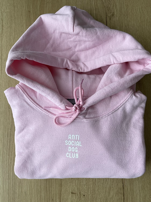 Antisocial Dog Club hoodie - Small