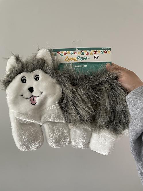 No-Stuffing Dog