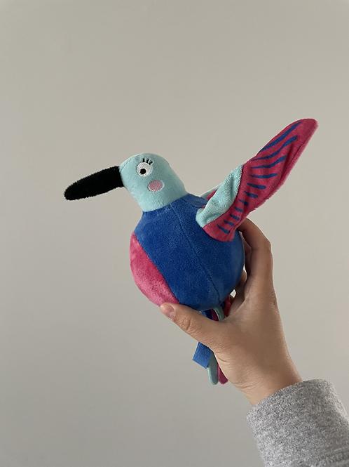 Hummingbird Ball Plush
