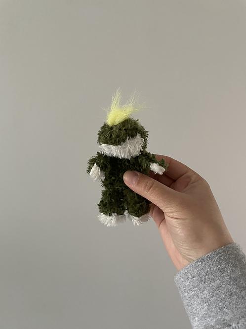 Mini Frog Plush