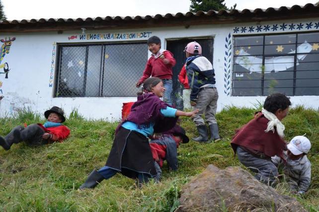 Nachmittagsprogramm für Kinder