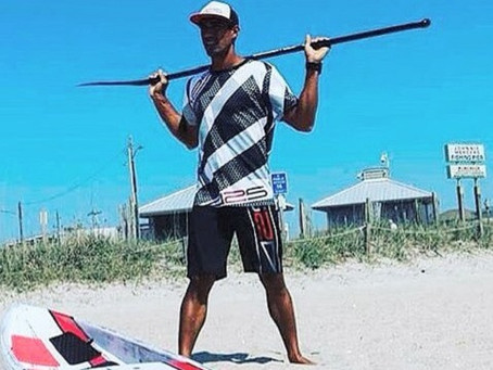 Georges Cronsteadt, Figurehead of New Global SUP Brand 425Pro