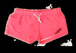 Short pink women