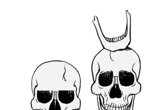 Publication de mon poème JANUS dans l'anthologie des Deux Crânes