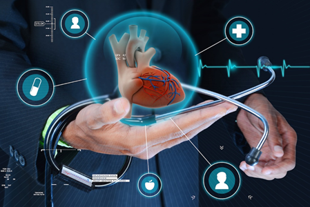 The most important elements which prove the useful integration of the IoT in the medicine.