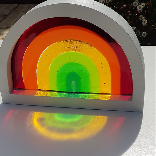 Rainbow Window - Small