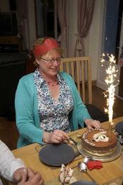 Birthday celebrations at Estuary House!