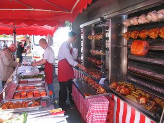 Daoulas market