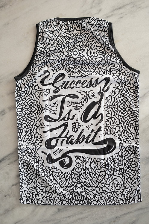 SIAH Tank Top White/Black