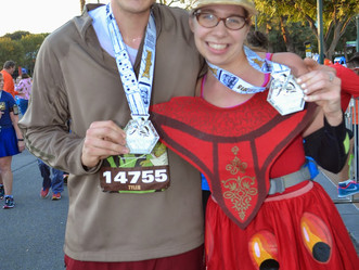 Star Wars 10K: Fireworkin' for the Weekend