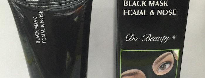 DO BEAUTY BLACK MASK FACIAL & NOSE