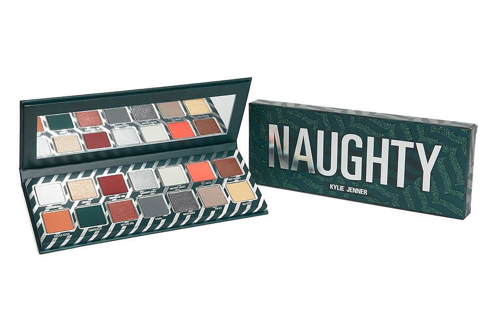 KYLIE COSMETICS PALETTE YEUX NAUGHTY