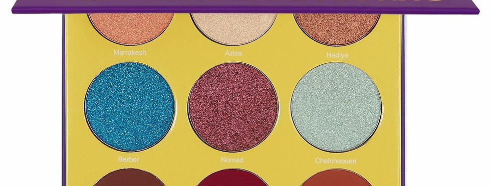 JUVIAS PLACE The Saharan II Eyeshadow Palette