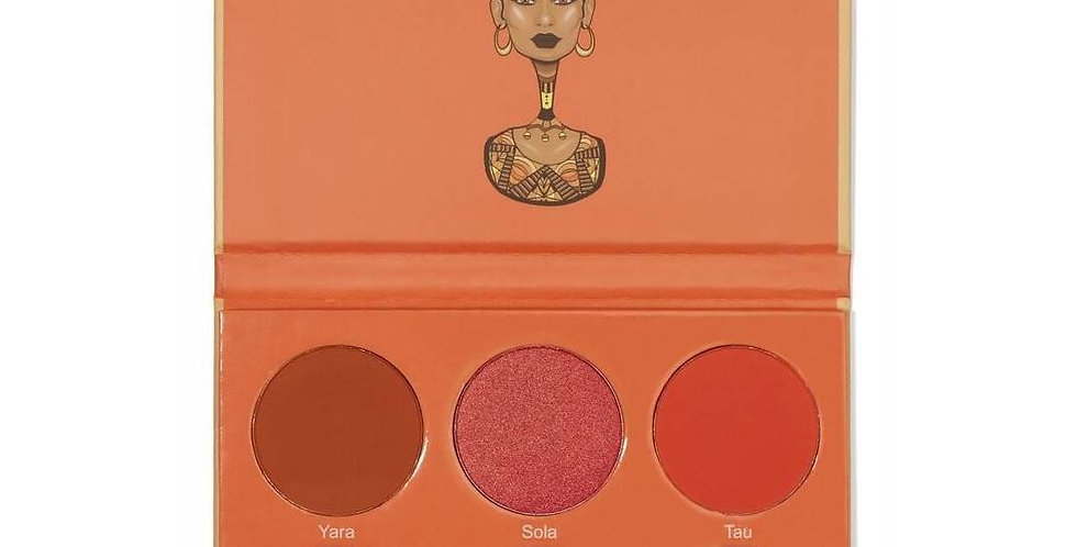 JUVIAS PLACE The Saharan Blush Volume II