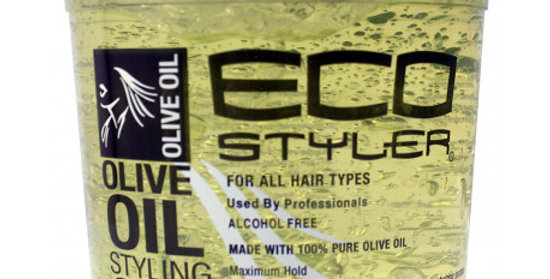 ECO STYLE PROFESSIONAL STYLING GEL OLIVE OIL 473ml