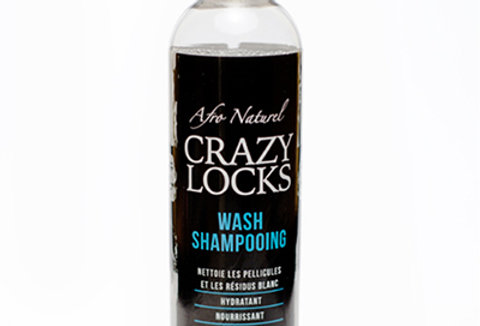AFRO NATURAL CRAZY LOCKS – WASH SHAMPOING