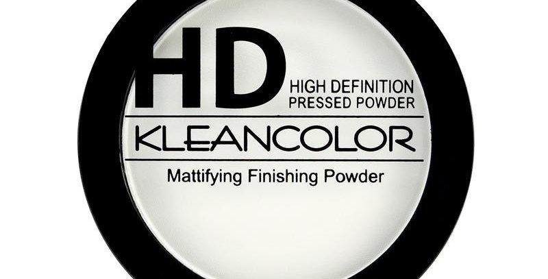 KLEANCOLOR HD MATTIFYING FINISHING POWDER