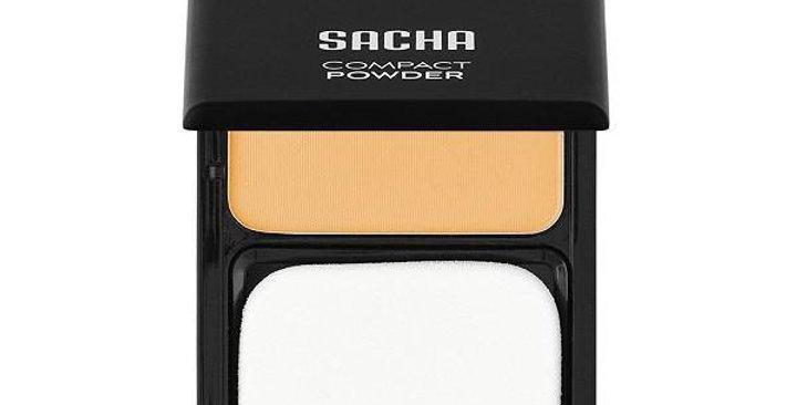 SACHA  SECOND SKIN FOUNDATION COMPACT POWDER