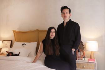 Natalia Swarz's home  x CLEVER. AD