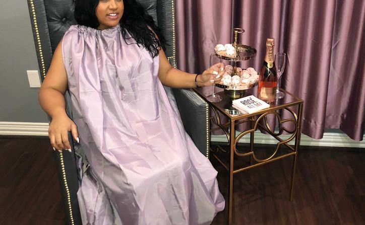 Our V-Steam Cloaks & Luxury V-Steam Throne