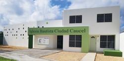Foto caucel nueva iglesia