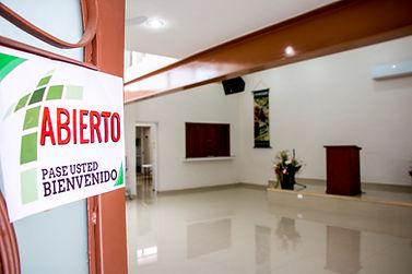 Iglesia bautista Mérida Sur