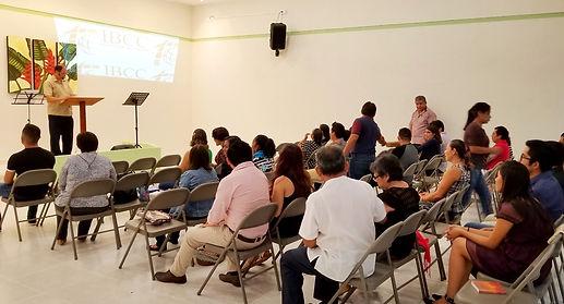 Iglesia Bautista Ciudad Caucel