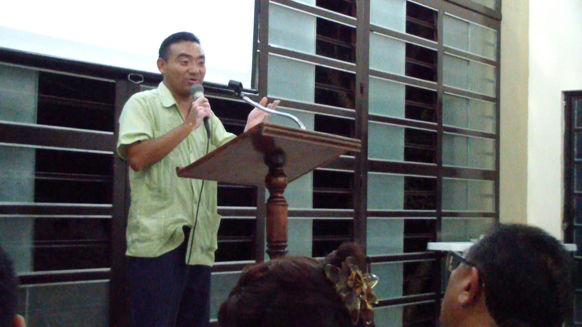 Pastor José Yam