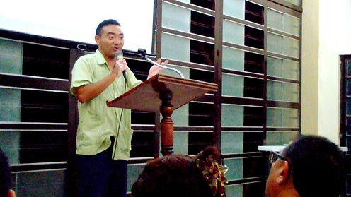 Pastor Jose Yam