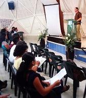 Iglesia bautista en merida