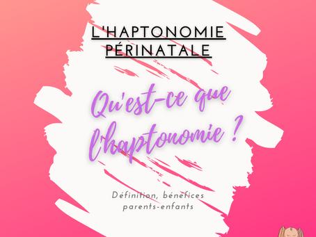 Qu'est-ce que l'haptonomie périnatale ?