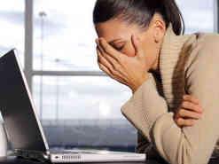 Работа за компьютером является вредным условием труда