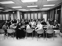 WE general meeting