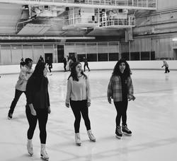 WE ice skating social