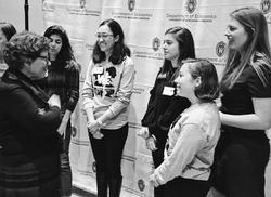 Becky Blank speaks with Women in Econ