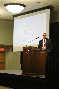Dr. Matthew Corriere, Speaker
