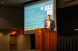 Dr. Chris Ellis, Speaker